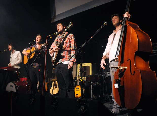 Mumford And Sons 2009