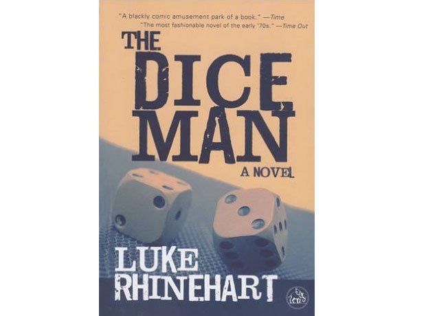Dice Man Cool Books 7