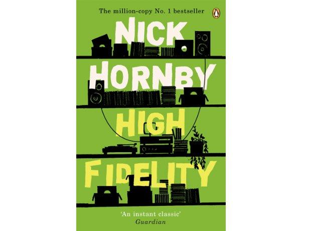 High Fidelity Cool Books 1