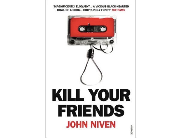 Kill Your Friends Cool Books 8