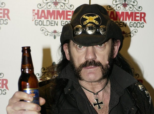 Lemmy Motorhead 2005