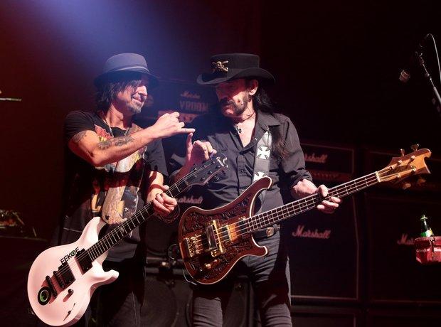 Lemmy Motorhead 2015