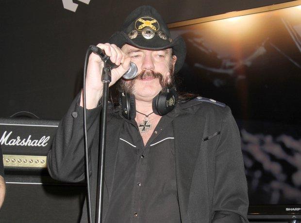 Lemmy Motorhead Las Vegas 2013
