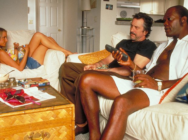 Tarantino movies Jackie Brown