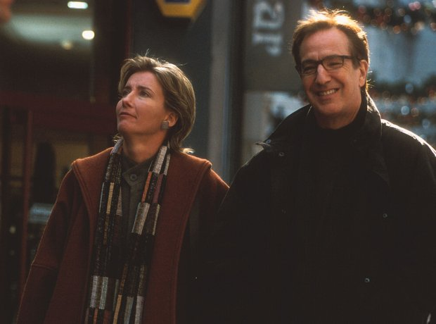 Alan Rickman Love Actually