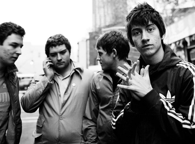 Arctic Monkeys 2008