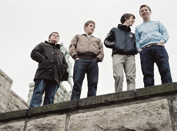 The arctic monkeys 2005