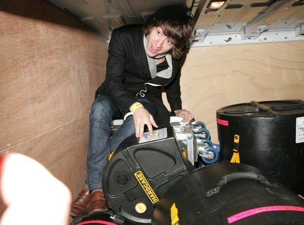 The Arctic Monkeys Alex Turner