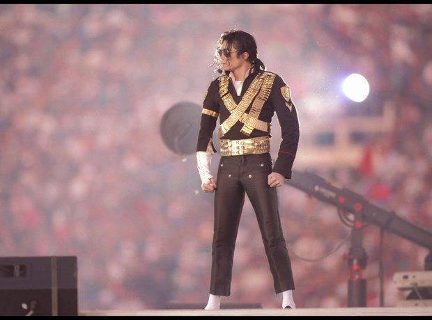 Superbowl 1993 Michael Jackson