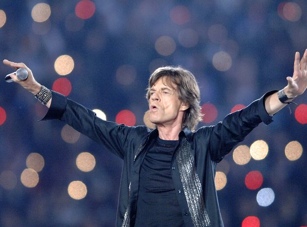 Superbowl 2006: The Rolling Stones