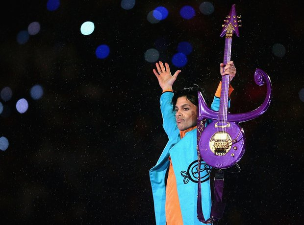 Superbowl 2007 Prince