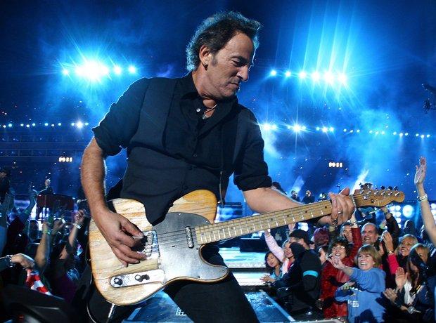 2009: Bruce Springsteen