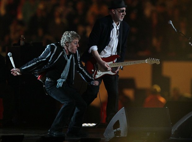 Superbowl 2010 The Who