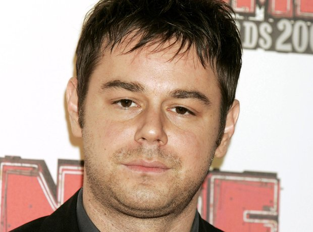 Danny Dyer at the NME Awards 2008