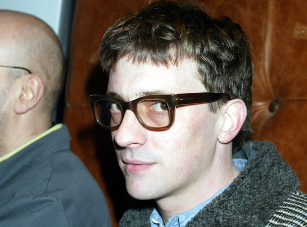 Graham Coxon at the NME Awards 2003