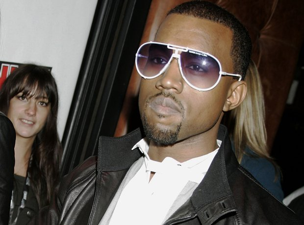 Kanye West at the NME Awards 2006