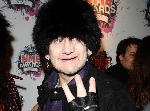 Shane Macgowan at the NME Awards 2010