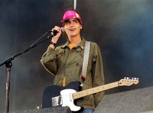 Justine Frischmann 2000