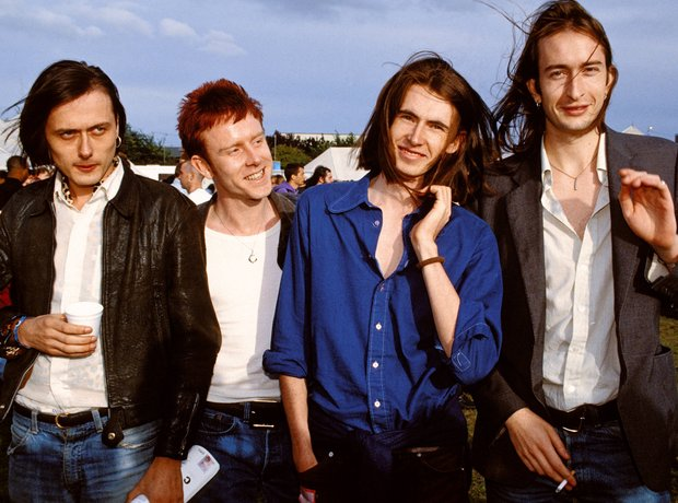 Suede At Reading 1992