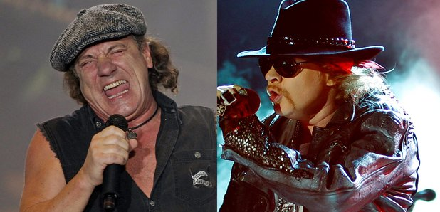AC/DC Confirm Axl Rose Will Take Over On Vocals For Rock Or