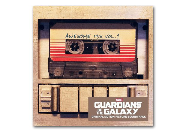 Guardians Of The Galaxy - Awesome Mix Vol.1