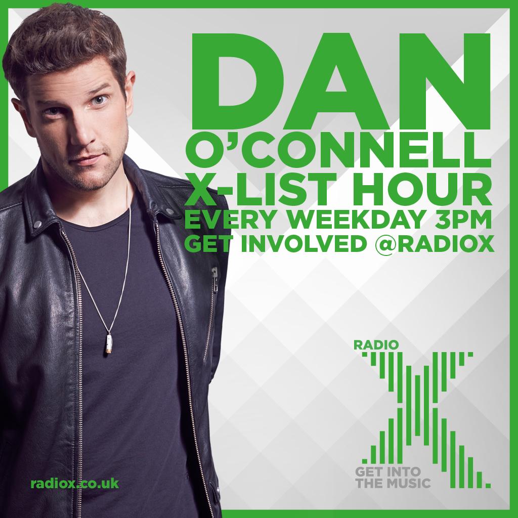 Dan O'Connell X-List