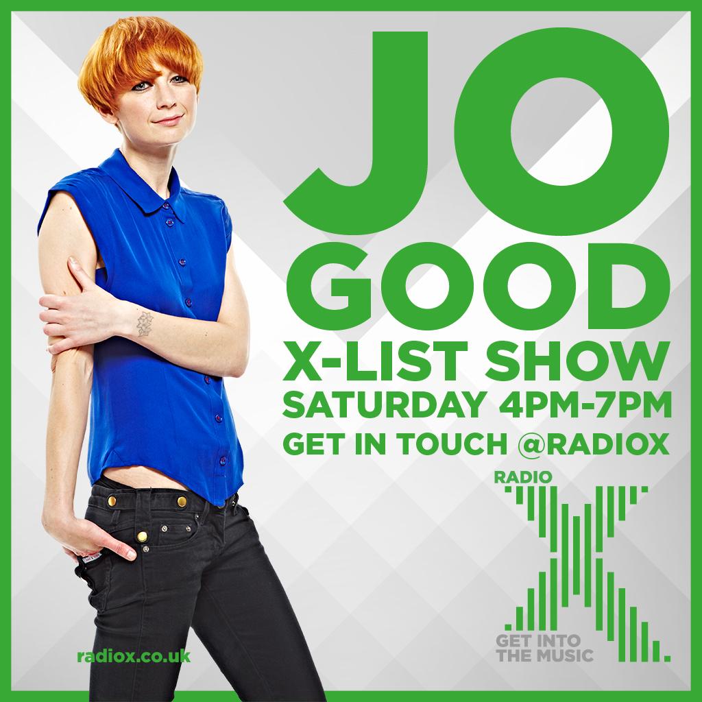 Jo Good X-List Show