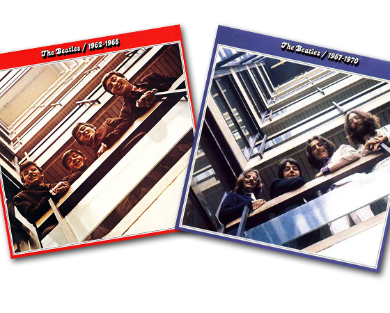 Beatles compilations