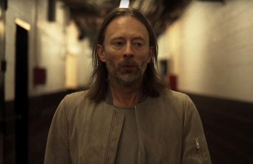 Radiohead Daydreaming video still 1