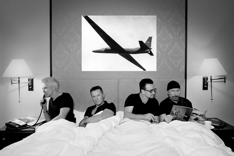 U2 with a U2