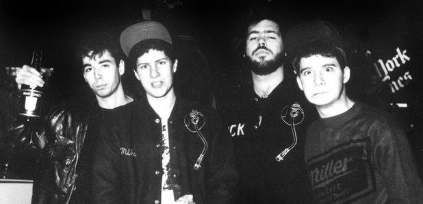 Founding Beastie Boys Member John Berry Dies, Aged 52 - Radio X