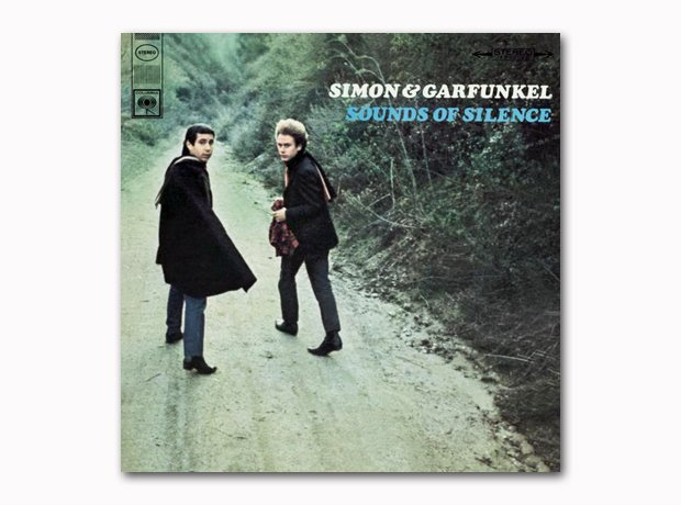 Simon And Garfunkel - Sounds Of Silence