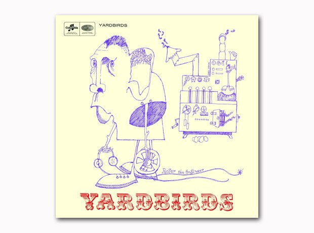 The Yardbirds - Yardbirds