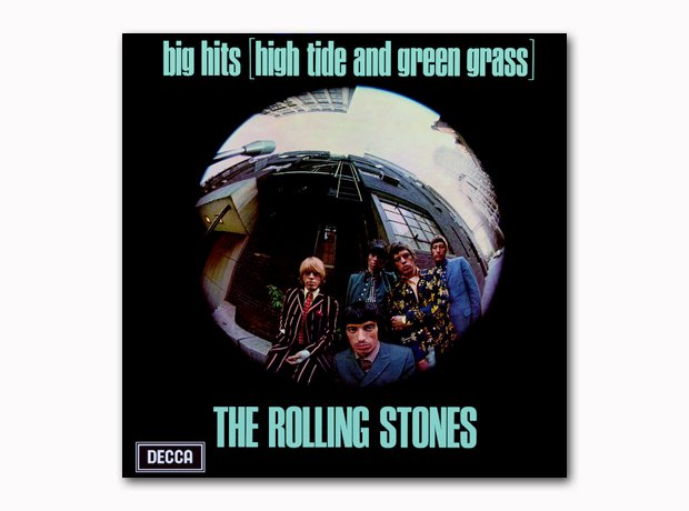 The Rolling Stones - Big Hits (High Tide And Green