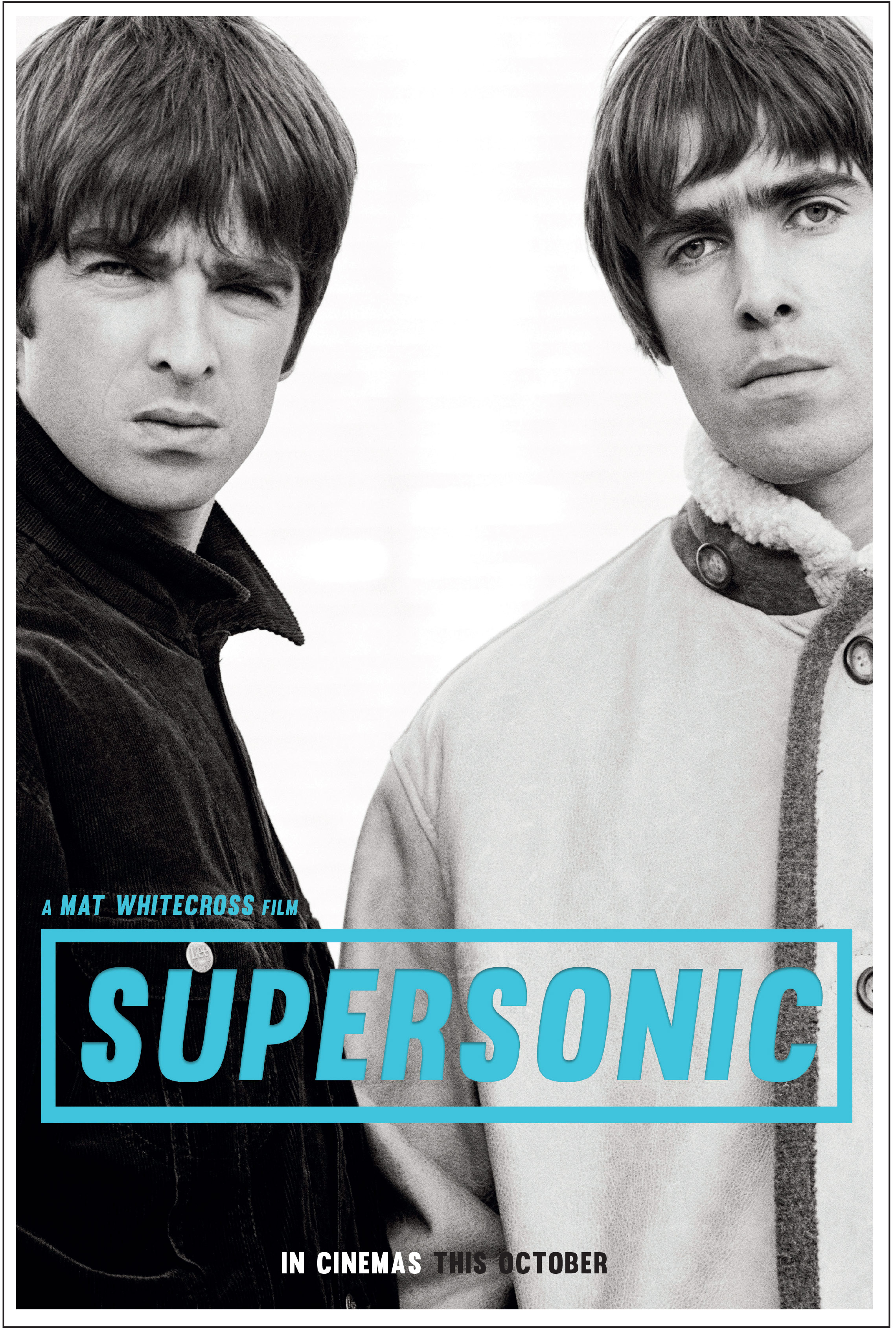 Oasis Supersonic film poster