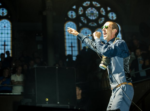 Richard Ashcroft, Albert Hall, Manchester 14 May 2