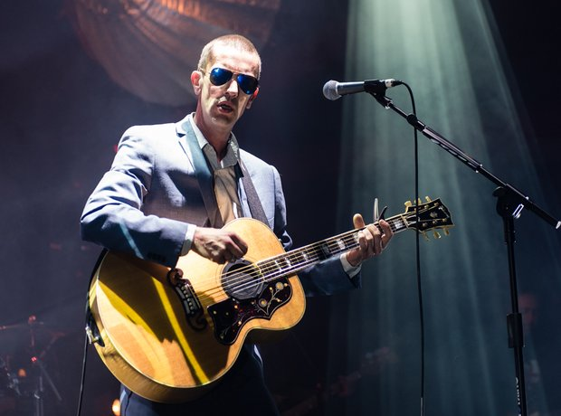Richard Ashcroft, Roundhouse, London 16 May 2016