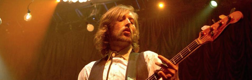 Mark Stoermer of The Killers