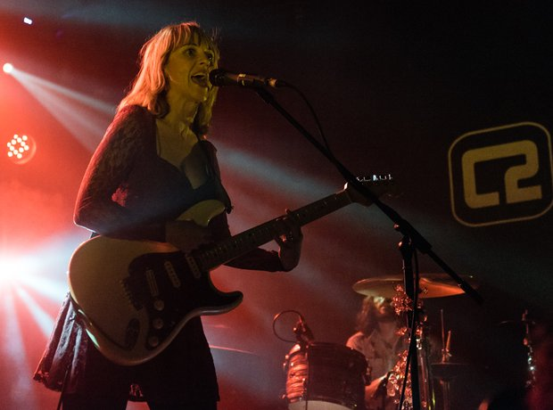 The Joy Formidable at The Great Escape 2016