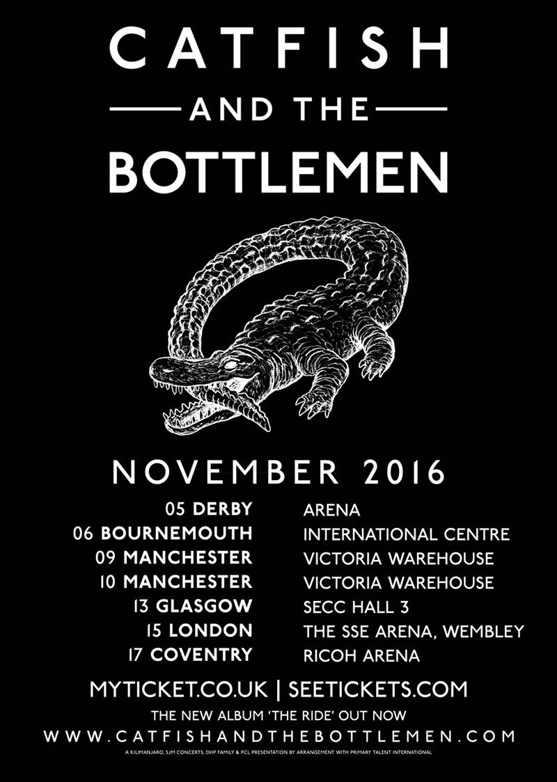 Catfish Tour Poster 2016