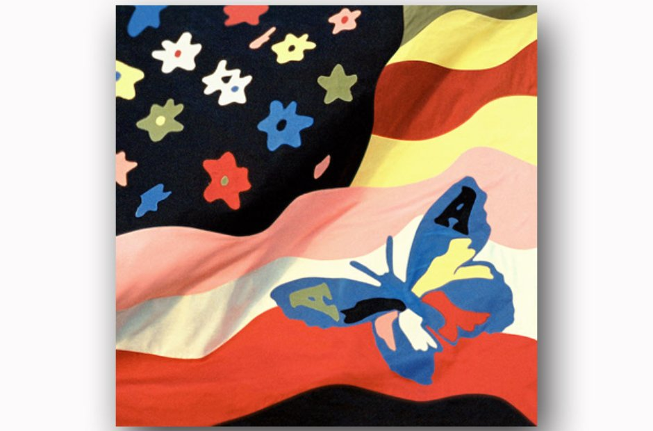 The Avalanches Wildflower album cover