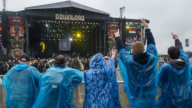 Is Download Festival 2016 Set For A Downpour? Get The