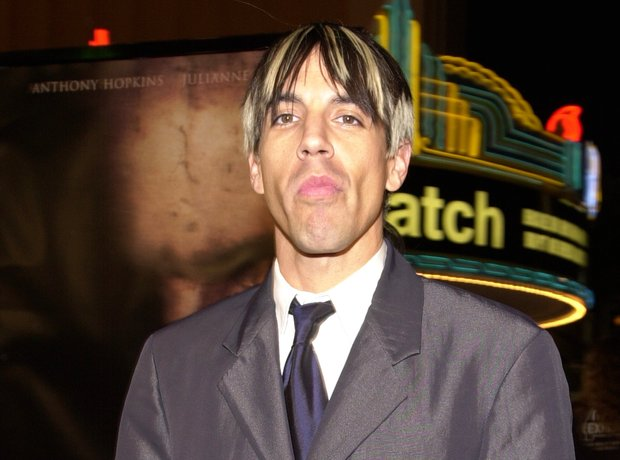 Anthony Kiedis 2001 film premiere