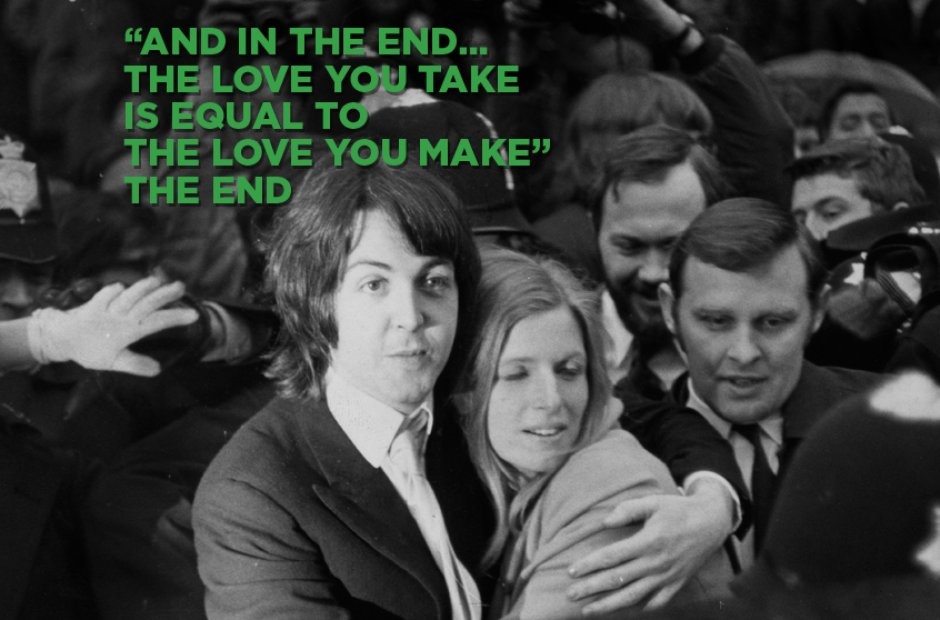 Paul McCartney - The End