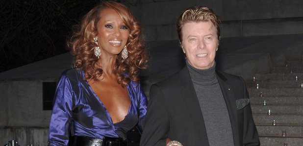 iman posts touching tribute to late husband david bowie on father 39 s day radio x. Black Bedroom Furniture Sets. Home Design Ideas