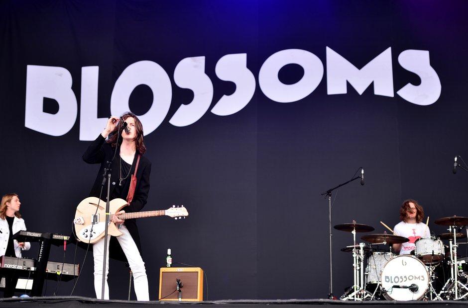Glastonbury 2016 - Blossoms