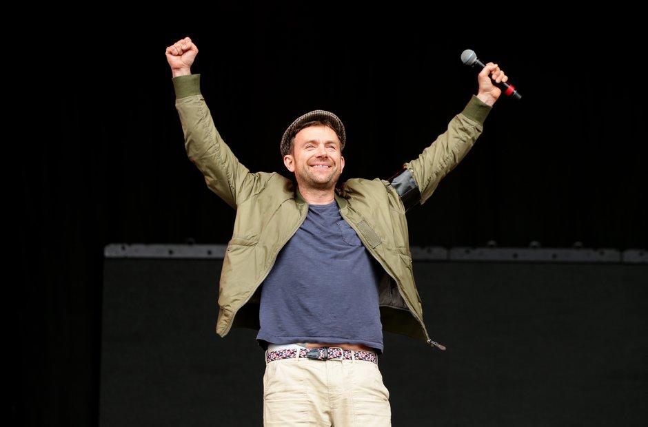 Glastonbury 2016 - Damon Albarn