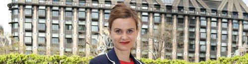 Jo Cox MP 2015