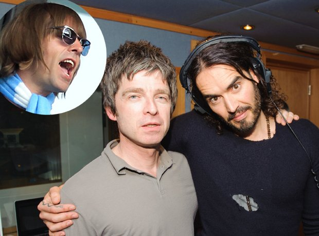 Liam Gallagher's 20 Greatest Insults - On Noel And Russell Brand