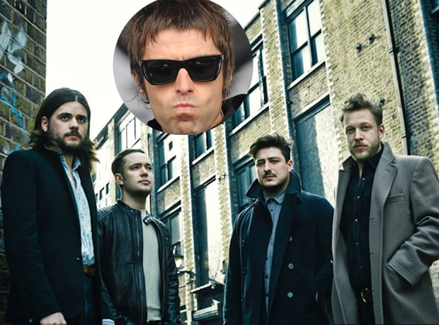 Liam Gallagher's 20 Greatest Insults - On Mumford And Sons